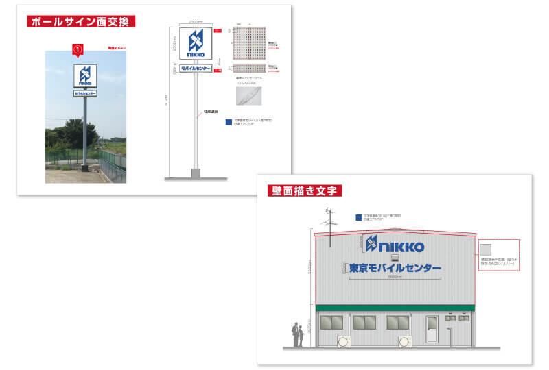 吉川市モバイルセンターのサインプラン